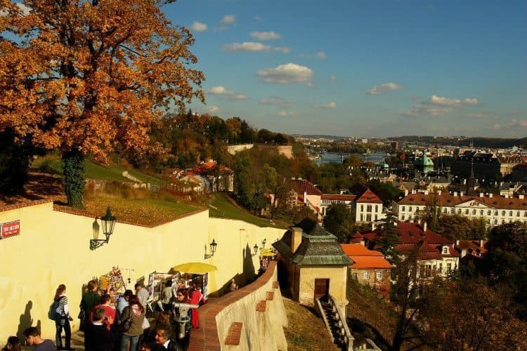 There are a lot of great places to visit in Prague