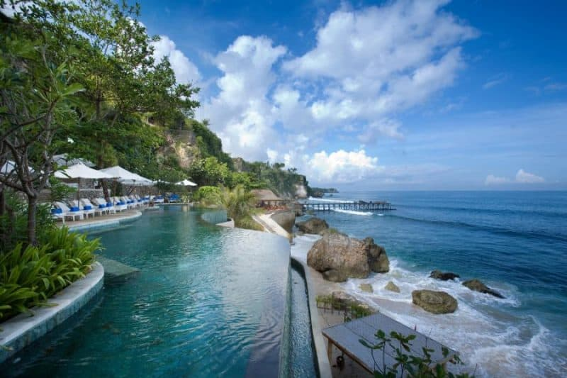 One view of Bali