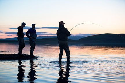 Iceland: Trout Fishing in the Land of Fire and Ice