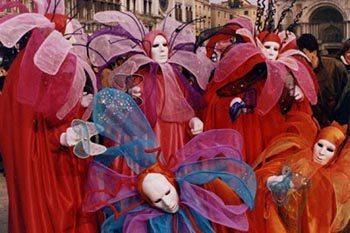 Venice: The Carnevale Di Venezia
