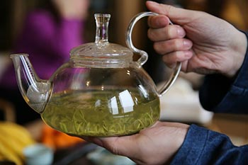 Suzhou, China: Tea and Tourism