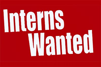 Travel Interns Wanted