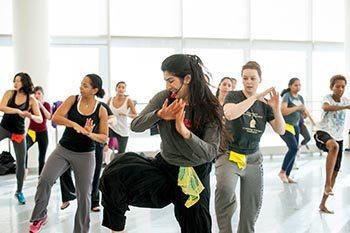 Masala Bhangra: Fitness Dancing