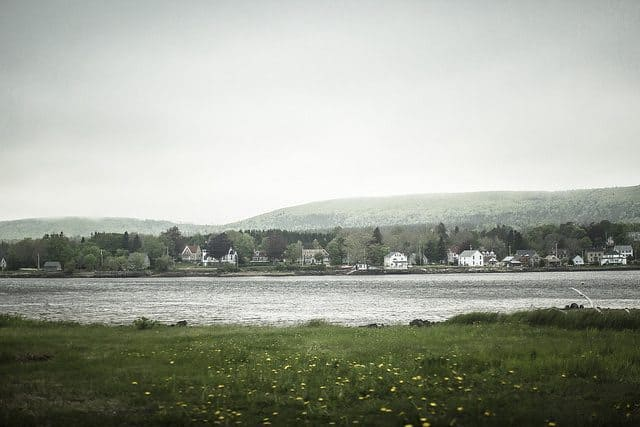 Annapolis Royal, Nova Scotia.