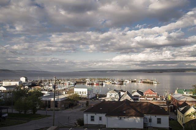 Nova Scotia: Fishing and Campfires