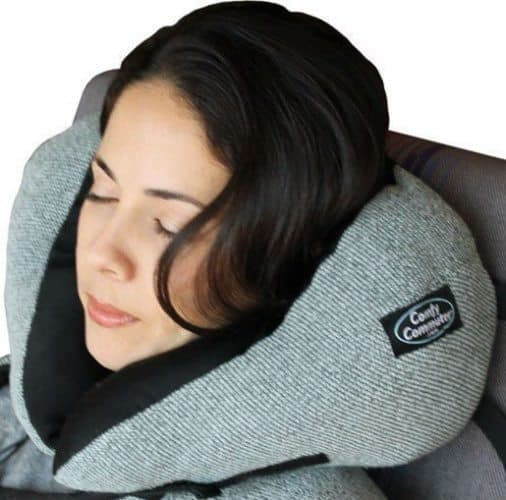 Comfy Commuter Pillow
