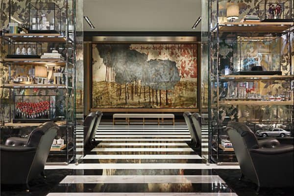 2 Rosewood London Lobby 3