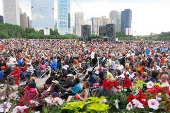 Chicago Blues Fest and Blues Clubs