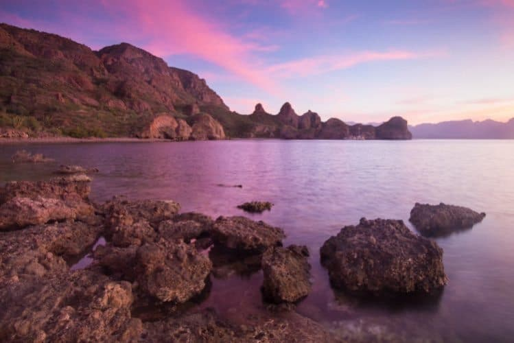 Isla Danzante near Loreto Sea of Cortez BCS Lauren Buchholz