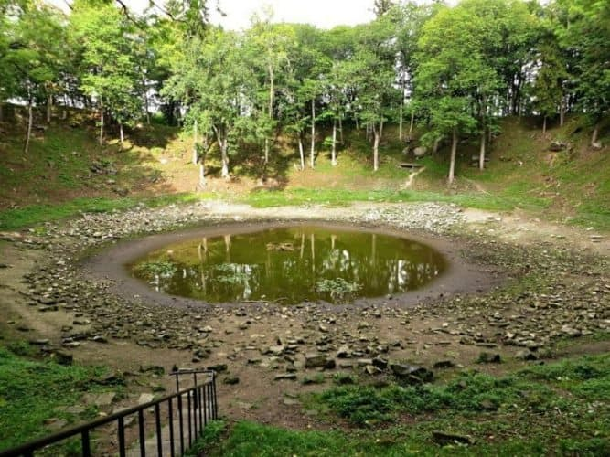 Kaali Crater