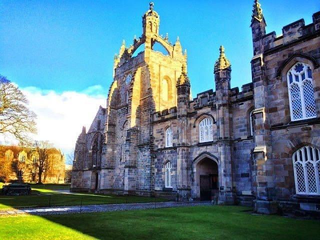 Kings College University of Aberdeen