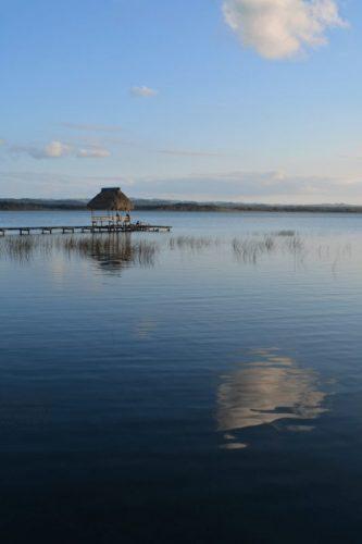 Lago Peten Itza El Remate