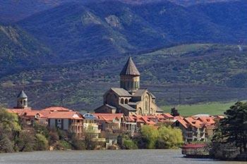 Republic of Georgia: Tbilisi is Easy