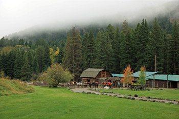 Mountain Sky Ranch Montana