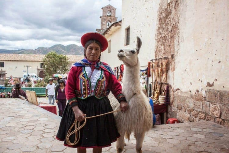 Peru: A Bus and a Bag of Onions