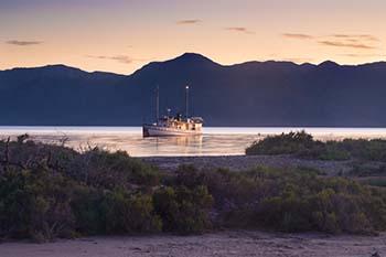 Baja California: Cruising Mexico