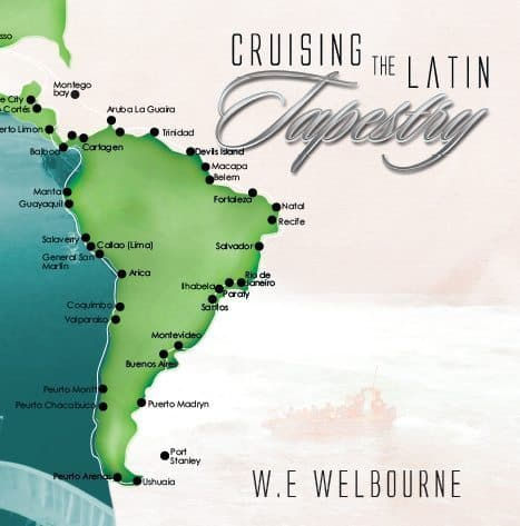 Cruising the Latin Tapestry