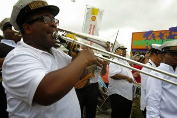 Louisiana: NOLA Jazz and Heritage Fest