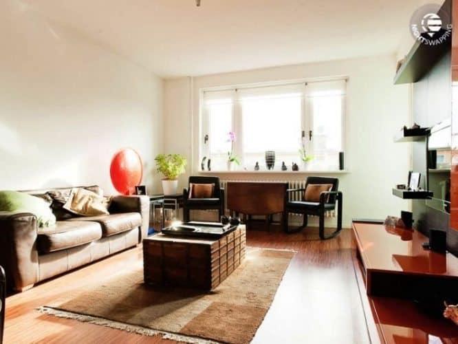 Stay at Paul's sunny flat in Schoneberg, Berlin.