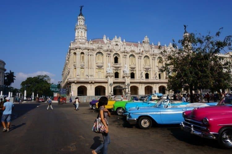 An American Housewife in Havana