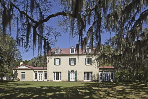 Gullah Geechee house.