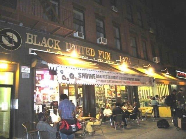 The Shrine - World Music Venue, Harlem.
