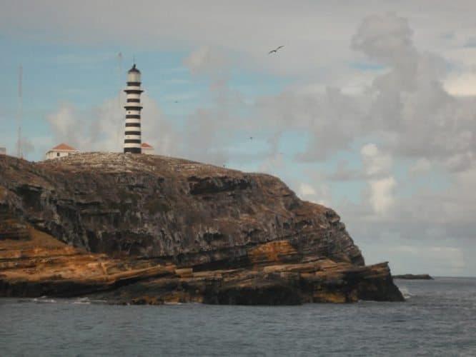 Archipelago Abrolhos, Brazil.