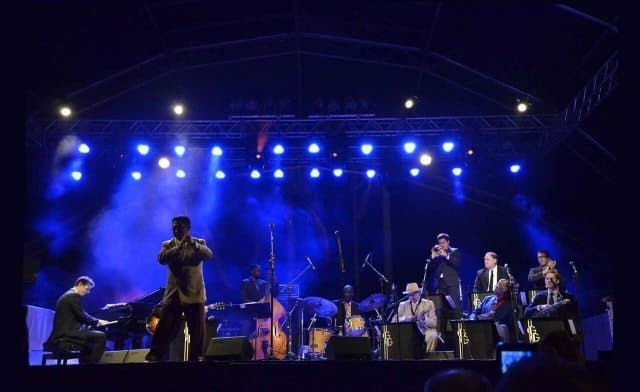 azzmobile concert with George Gee Orchestra   (Photo credit: Jazzmobile)