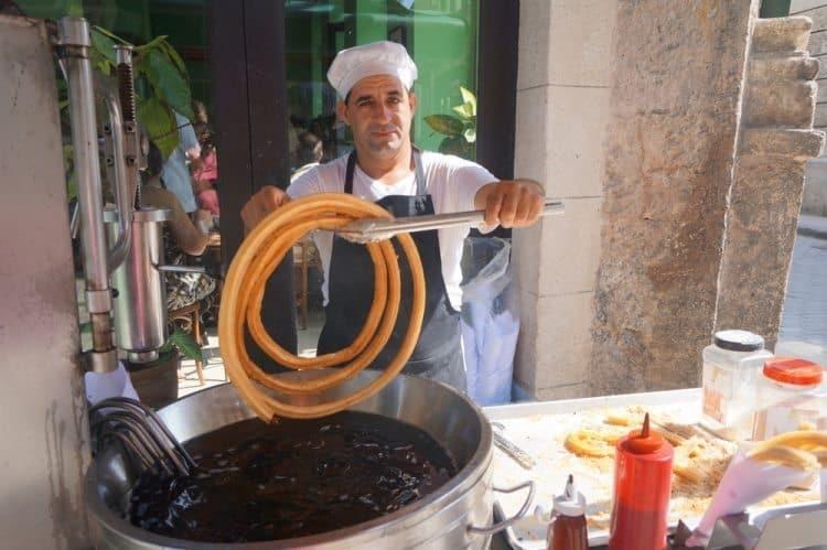 Street Eats in Havana