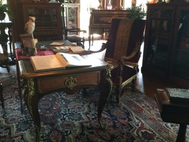 Maymont Mansion, a historic house museum, offers visitors a window into Victorian-era Richmond, VA.