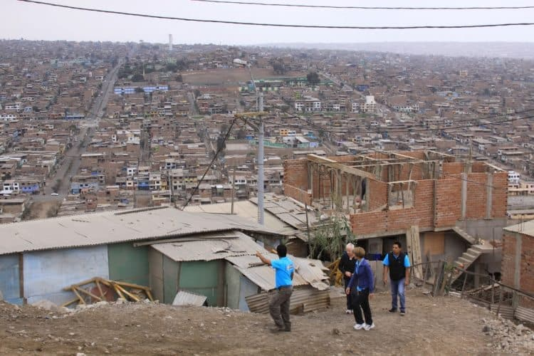 Peru: Peeking in at the Life of the Poorest