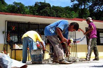 Volunteering in Xiloxochico, Mexico