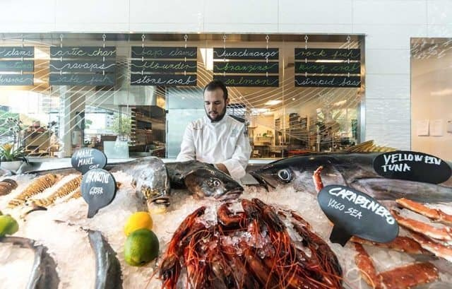 Houston texas what 39 s new gonomad travel for Fresh fish market houston