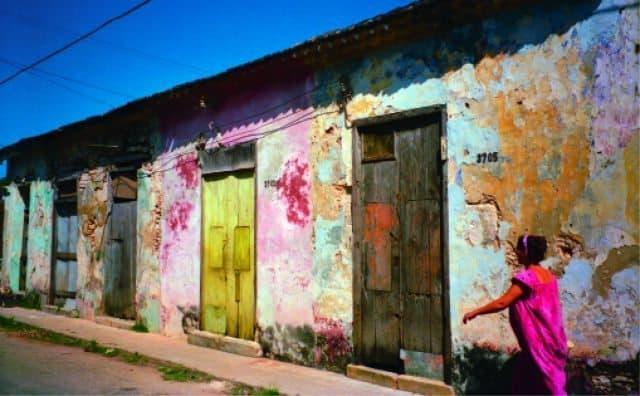 Havana neighborhood.