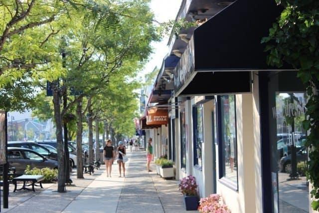 96 Street, Stone Harbor.