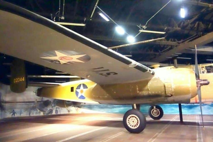 B 25 Mitchell Bomber
