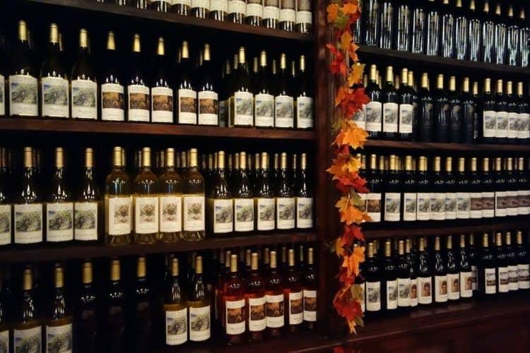 Becker Vineyards.