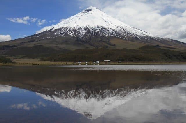 Ecuador: Climbing a Volcano