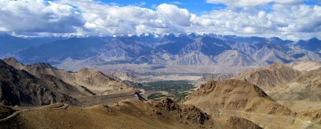 Plains of Leh.