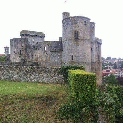 Clisson's castle.