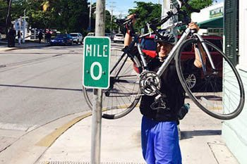 Florida: Cycling to the End of America
