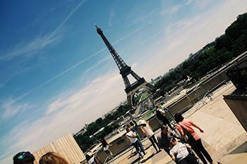 Paris: A Million Little Eiffel Towers