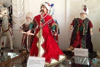 Turkey: Visiting Urgup, Mustafapasa and The Doll House