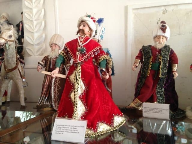 Turkey: Visiting Urgup, Mustafapasa and The Doll House