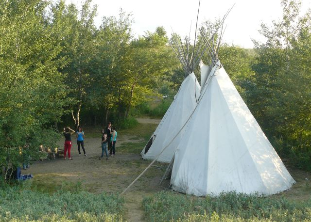 My Teepee or Yours? North America's Most Uncommon Lodgings
