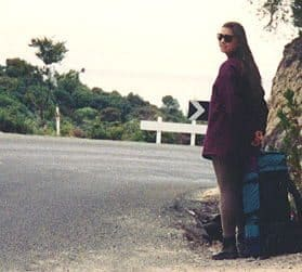 Hitchhikers By Side Of Road >> A Hitchhiker S Guide To Traveling Alone As A Woman Gonomad Travel