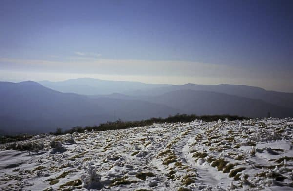 Cold, but refreshing, the first 30 days on the Appalachian Trail.
