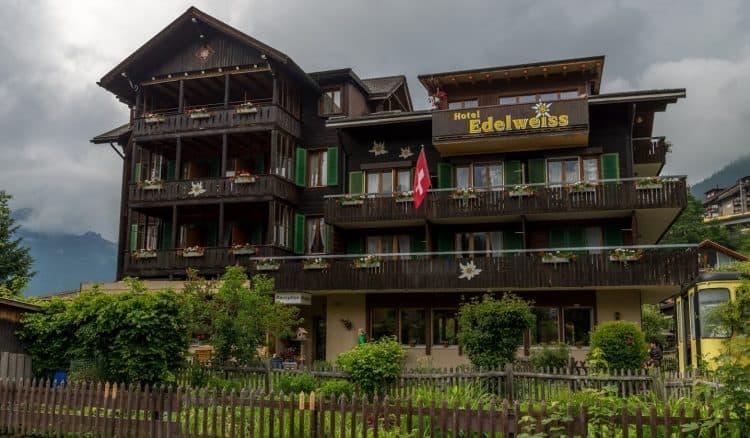 Hotel Edelweiss Day Spa