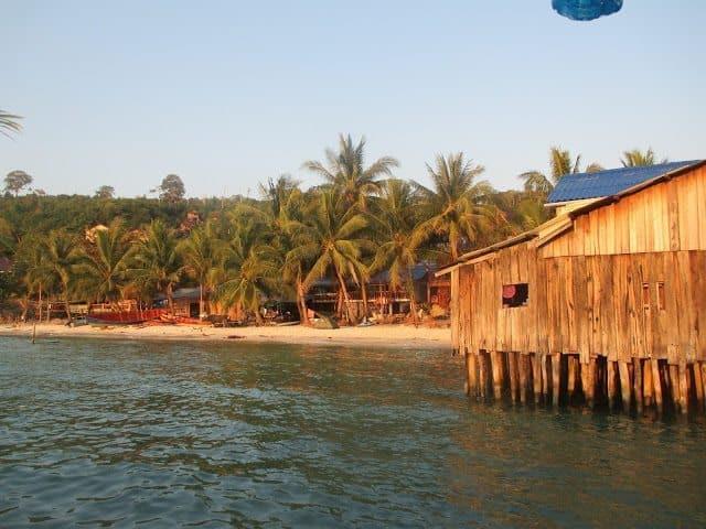 Koh Tuich Village.