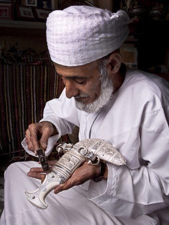 Oman Nizwa Silversmith Photo Credit Ahmad al Kindi 1